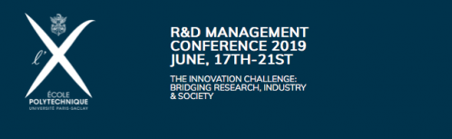 R&D 2019 Call for papers